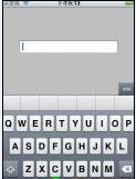 如何在IOS虚拟键盘上添加动态隐藏按钮