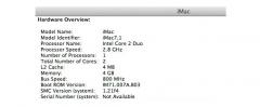无法连接iMessage的Mac请检查一下序列号
