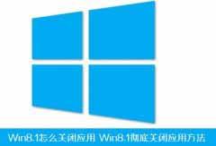 实现彻底关闭Win8.1应用的技巧