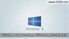 怎么设置Win8.1默认浏览器程序的方法