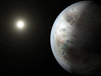 """NASA宣布发现第二个""""地球""""或存在液态水和生命"""