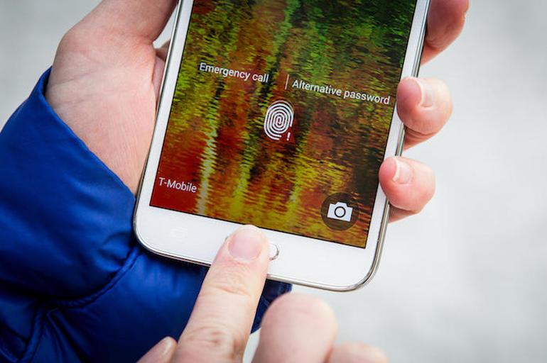 黑客可远程从Android手机窃取指纹