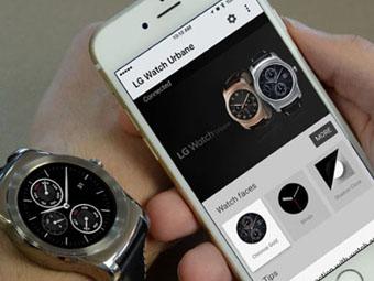 谷歌宣布Android Wear开始支持iOS设备