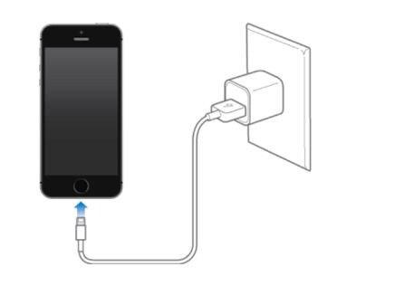 iPhone 6黑屏没反应无法开机解决方法