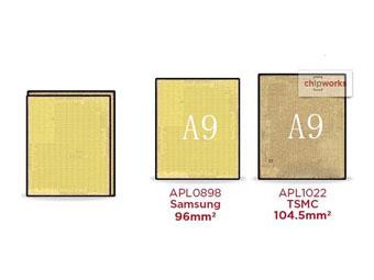 怎么看iPhone6s处理器A9来自三星还是台积电