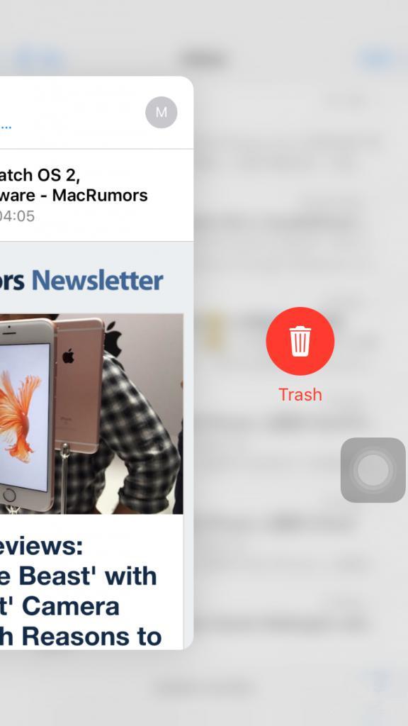 iPhone 6s史上最详细3D Touch使用方法