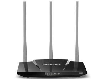 水星Mercury路由器怎么设置无线WiFi网络