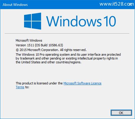 微软支招对部分用户安装Windows 10 10586.63更新失败的方法