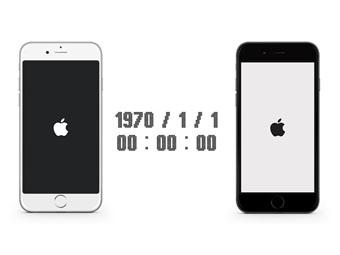 苹果iOS设备日期设置到1970年变砖的原理及解救方法