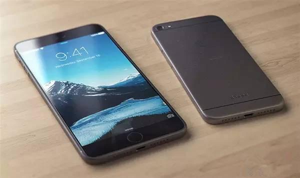 iPhone7外形太有爱了 想想就很带感