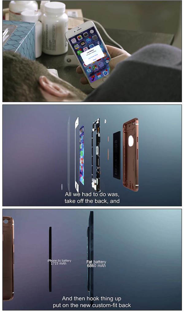 让你的iPhone6s电池电量从此激增4倍