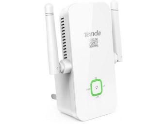腾达(Tenda)无线信号扩展器怎么设置?