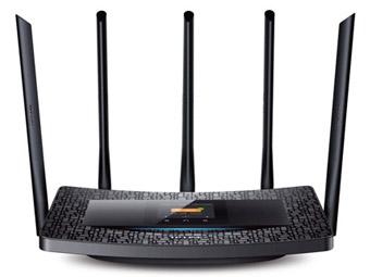 TP-Link TL-WDR6510路由器无线WiFi设置方法