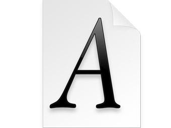 Windows 7字体如何安装字体的方法