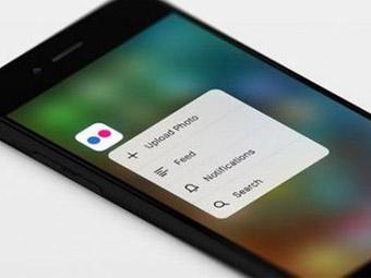 苹果iPhone6s 3D Touch新玩法功能 快来试试