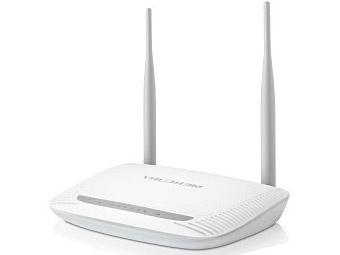 手机登录水星MW300R(V10-V15)路由器设置上网方法