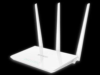 腾达(Tenda)F3无线路由器ADSL拨号上网设置教程