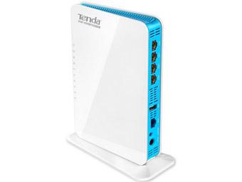 腾达(Tenda)W568R无线路由器设置上网方法