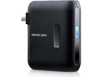 水星(MERCURY)MW300RM迷你路由器设置上网方法