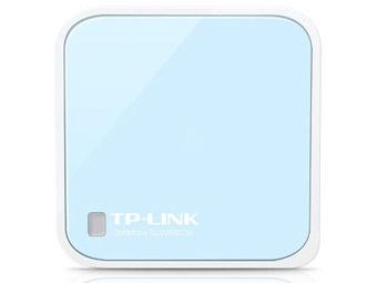TP-Link TL-WR802N路由器无线桥接设置上网