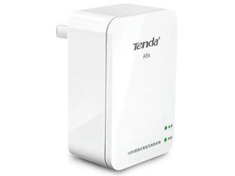 腾达(Tenda)A5S无线路由器WISP设置上网