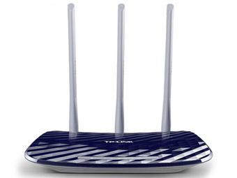 TP-Link TL-WDR5300 AC750双频无线路由器设置上网