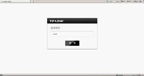 TP-Link TL-TR861 2000L 3G路由器设置上网