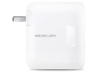 水星(Mercury)Mini无线路由器Bridge模式设置上网