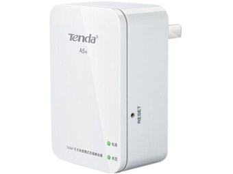 腾达(Tenda)A5+无线路由器固定IP设置上网方法