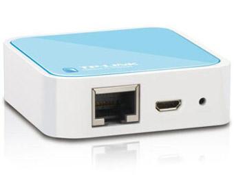 TP-Link TL-WR703N无线路由器无线路由模式设置上网