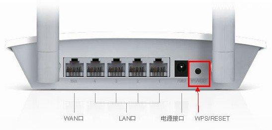 迅捷(FAST)无线路由器恢复出厂设置方法