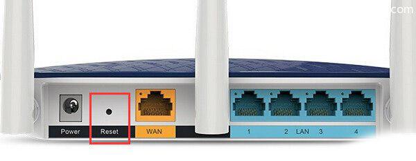 TP-Link路由器管理员密码忘记了的解决方法
