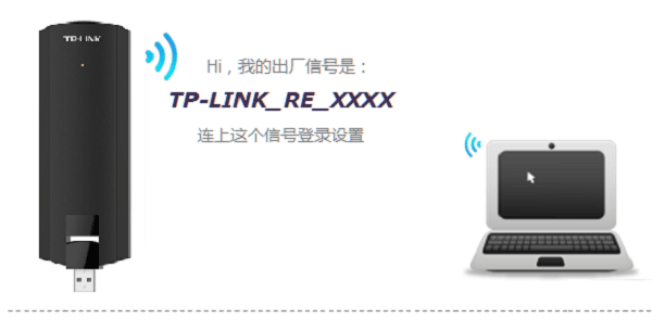 TP-Link TL-WA830RE无线扩展器电脑设置方法