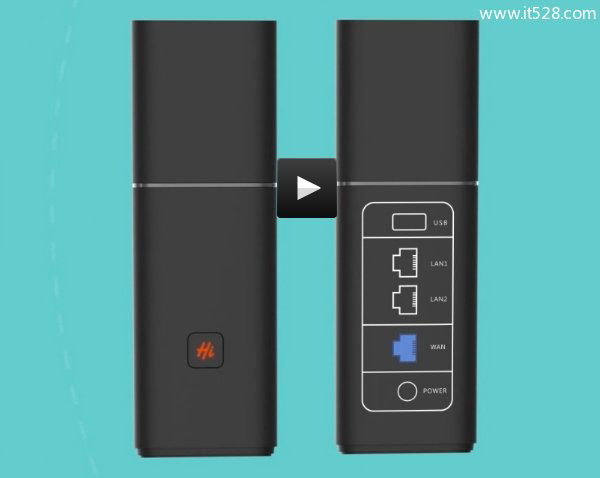 华为A1无线路由器设置上网方法
