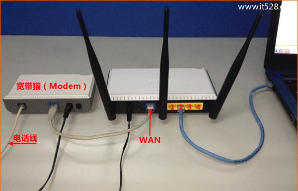 无线WiFi路由器安装与路由器上网设置图文教程