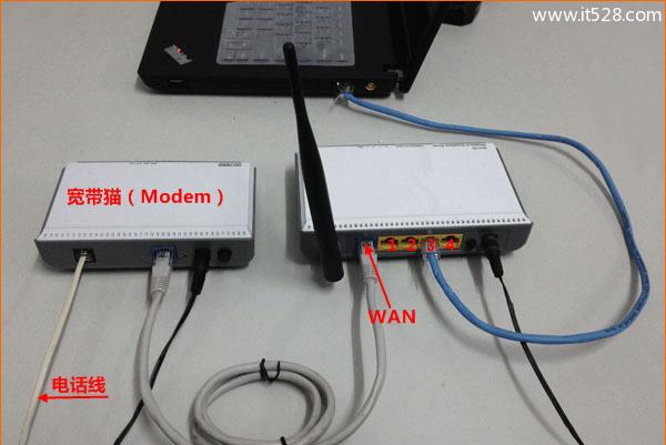 路由器拨号失败服务器无响应的解决方法