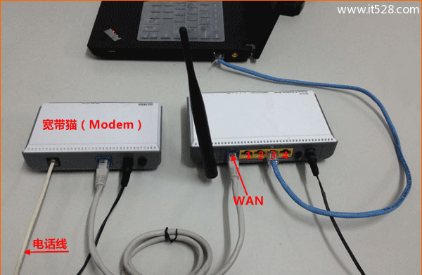 路由器PPPOE拨号上网WAN口获取不到IP地址的解决方法