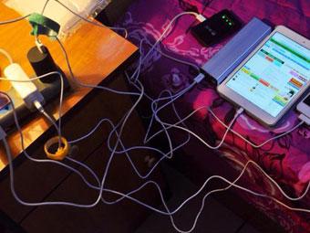手机充电时充电器过热的解决方法