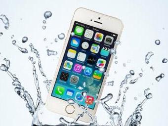 苹果iPhone手机进水的正确处理方式方法