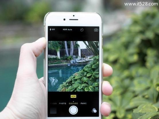苹果iPhone拍出如梦如幻照片十种方式