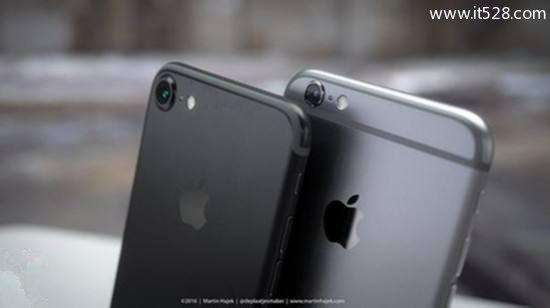 苹果手机iPhone 6和iPhone 7的区别是什么?哪个好用