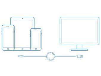 苹果设备iPhone或iPad取消对所有电脑的信任的方法