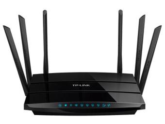 两个TP-Link无线路由器设置上网的方法