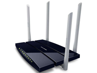 一条光纤连接两个无线路由器的上网设置方法