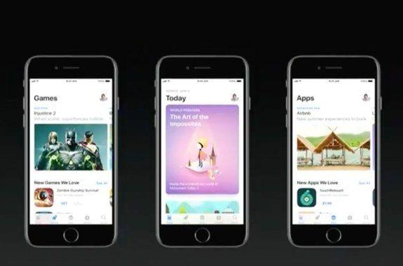 苹果手机iOS11的九大新功能 哪一个是你最需要的?