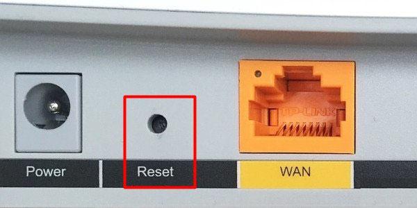 迅捷(fast)路由器fw315r恢复出厂设置方法