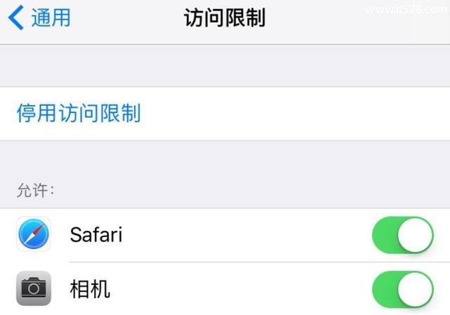 iPhone苹果手机桌面图标如何隐藏?